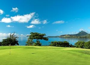 Ile aux Cerfs Golf Course Mauritius