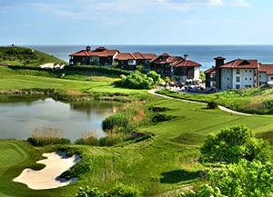 Thracian Cliffs Golf-Beach Resort