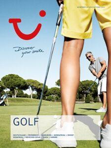 TUI Golf Katalog 18-19
