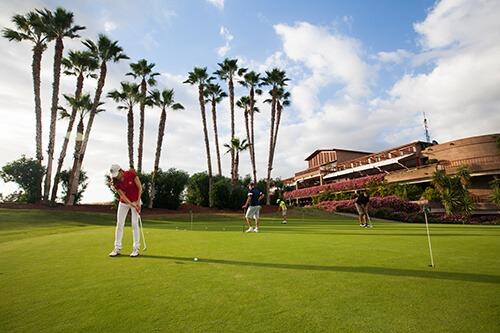 Golf Las Americas