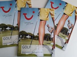 TUI Golf Katalog 2018-2019 Titel