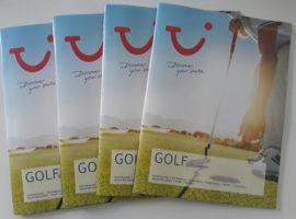 TUI Golf Katalog 19-20