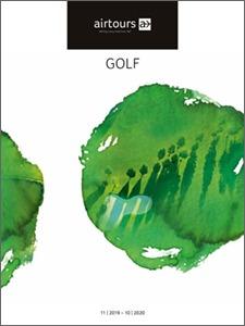 airtours Golf Katalog 2019/2020