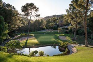 Golf Son Vida Mallorca Golfen Golfplatz