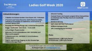 Ladies Golf Week