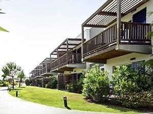 ROBINSON Club Quinta da Ria, Hotel, Balkon, Wiese