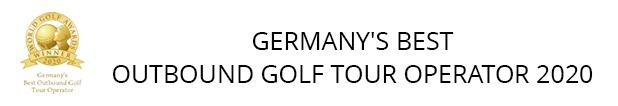 Dein Golfreisespezialist. Dein Fairway.