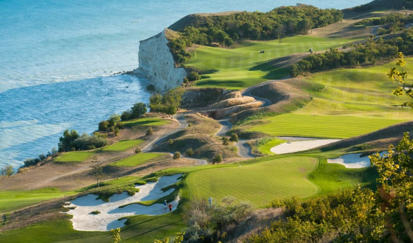 Thracian Cliffs Golf