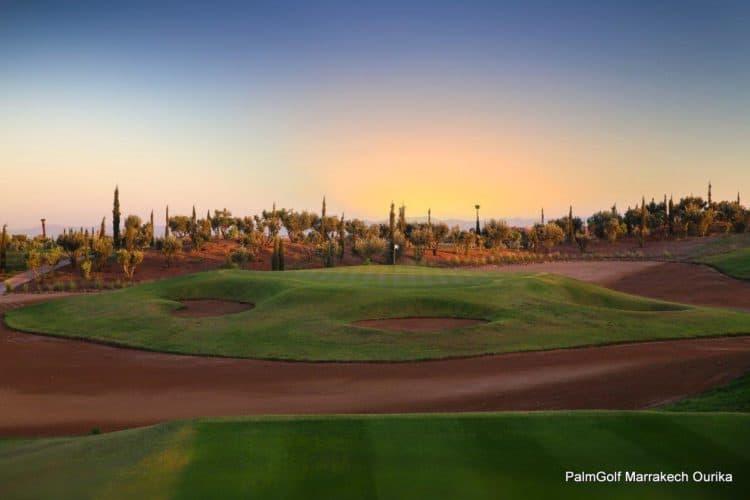 Palm Golf Marrakech Ourika Course