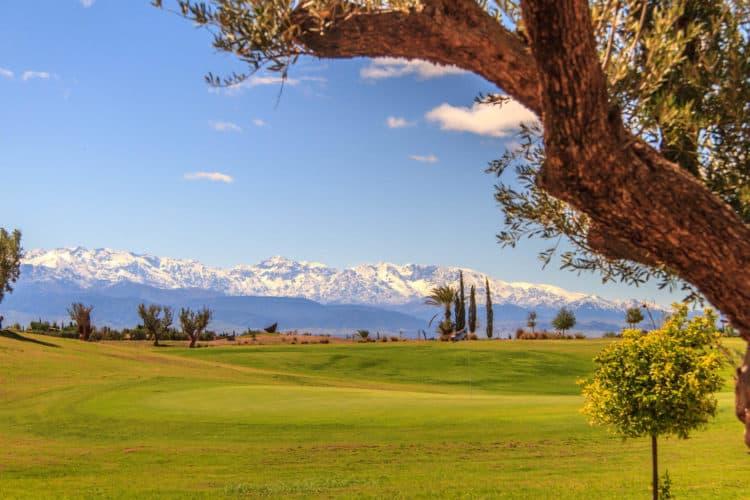 Al Maaden Golf Course