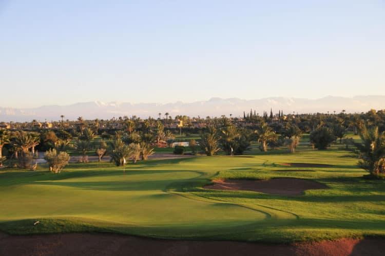 Palm Golf Marrakech Palmeraie