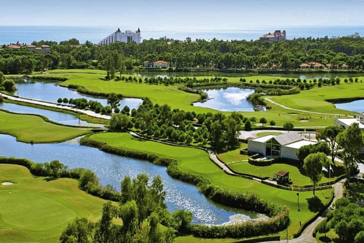 Pasha Golf Course