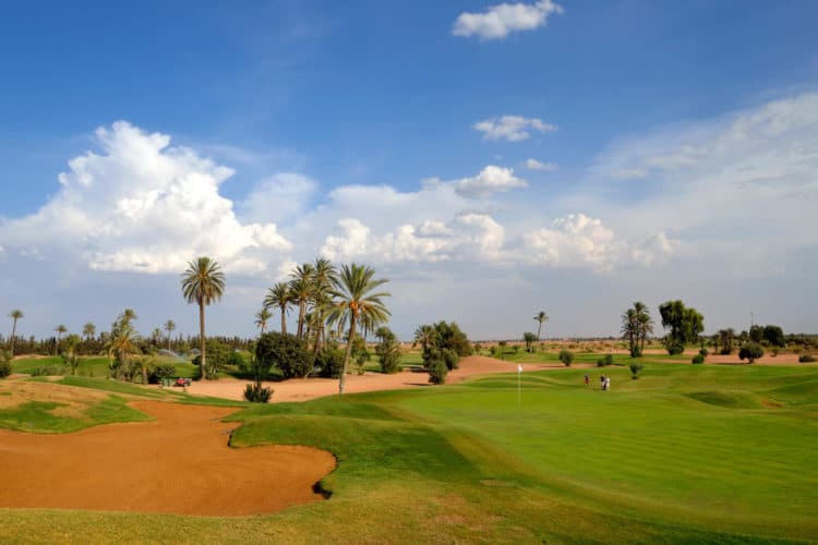 Amelkis Golf Course