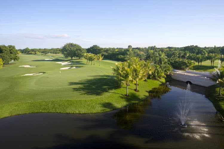 Golden Palm Golf Course