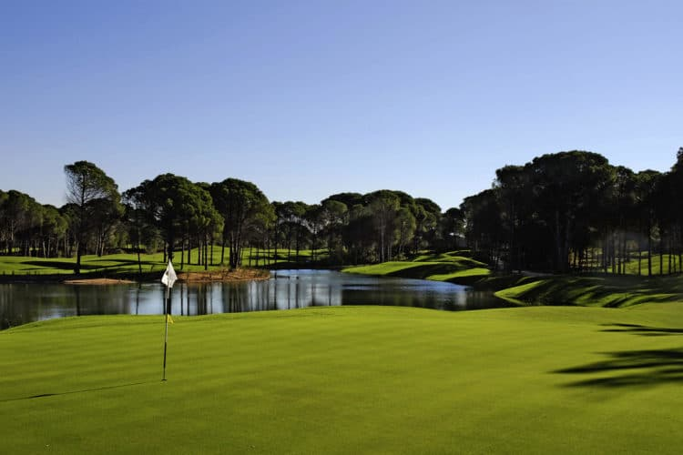 Sueno Golf The Dunes Course