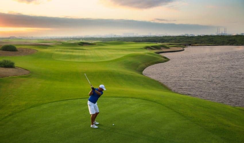 Al Zorah Golf Course