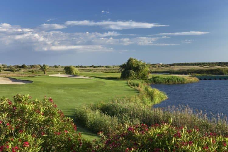 Dom Pedro Golf Laguna Golf Course