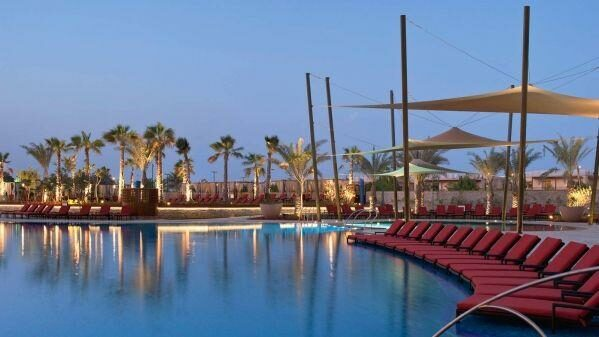 The Westin Abu Dhabi Golf Resort & Spa - Golfpackage