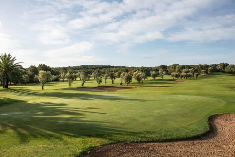 T Golf Poniente Course