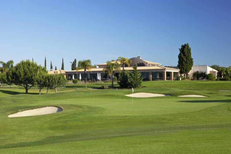 Dom Pedro Golf Millennium Golf Course