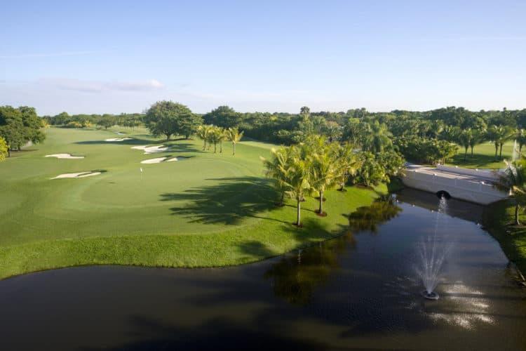 Golden Palm Golf Course