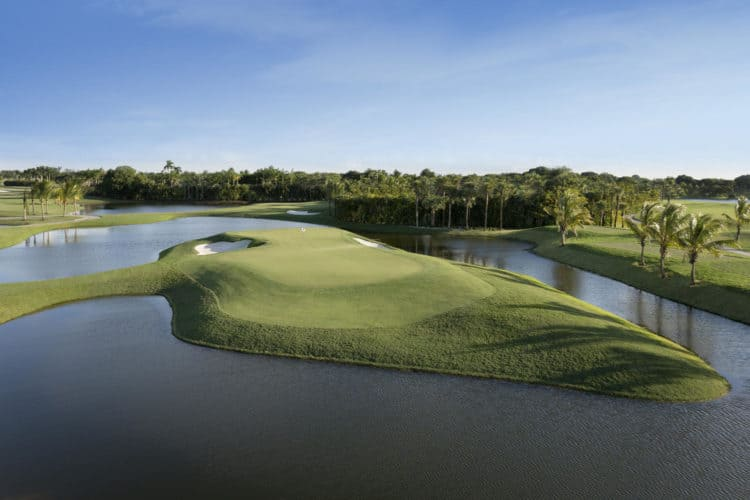 Red Tiger Golf Course
