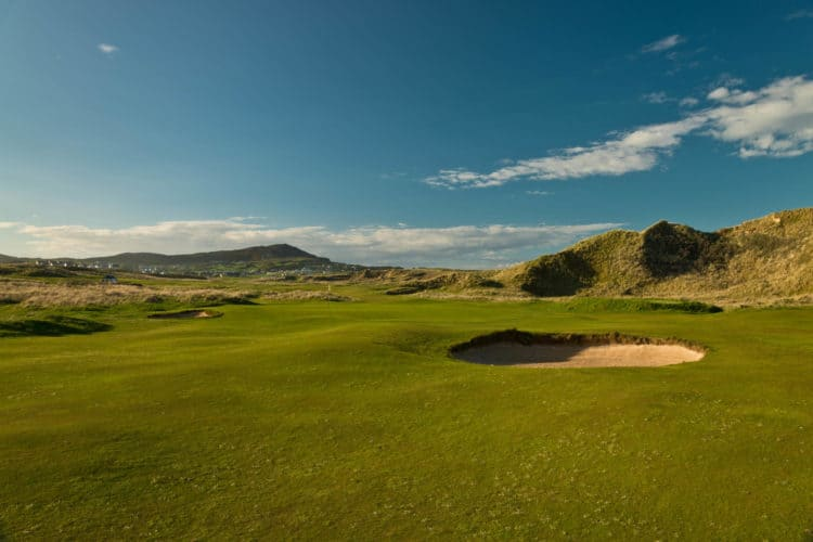 Tom Old Morris Links Course